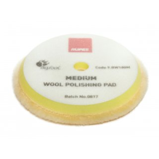 Woll-Pad Gelb 150-170 Medium BigFoot